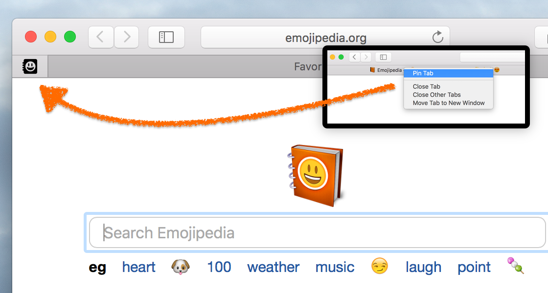 Emojipedia Tips And Shortcuts