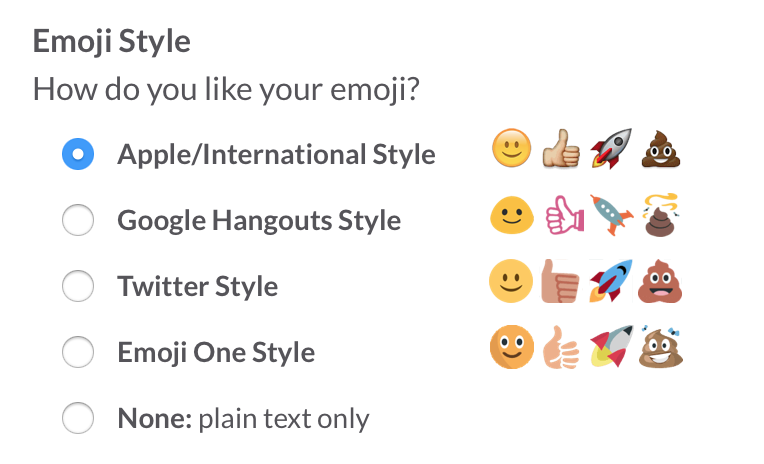 Slack Emoji List — Emoji Codes to use on Slack