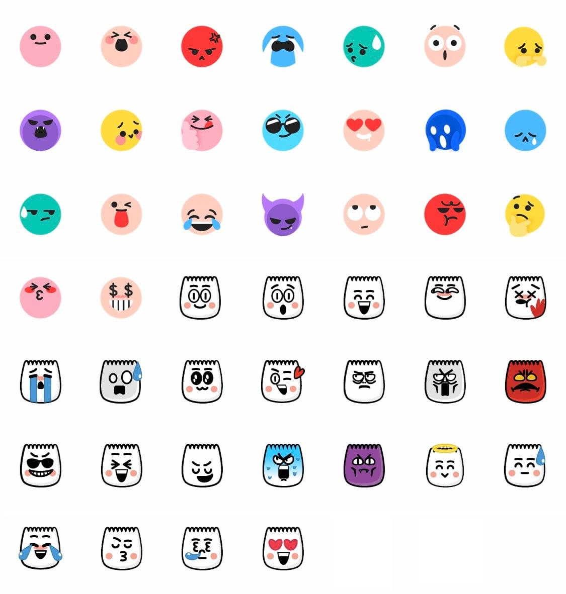 Emoji Face Challenge - TikTok Compilation 2020 - YouTube  |Tiktok Emoji Face Challenge