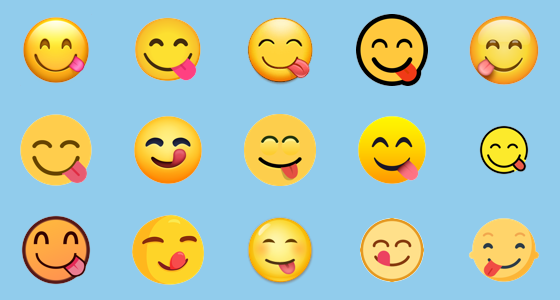 Paste face copy symbols smiley Text faces