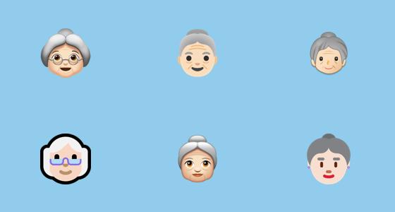 Single and emoji copy the paste ladies all ♀️ Female