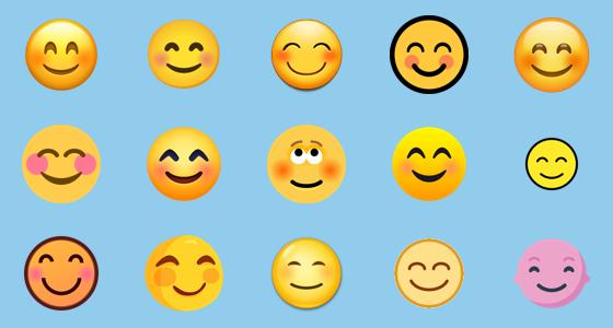 Paste smiley symbols copy face Smiley Face