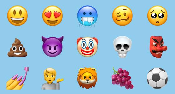 Apple Emoji List Emojis For Iphone Ipad And Macos Updated 2020 Emoji List