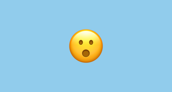 Image result for shocked emoji face