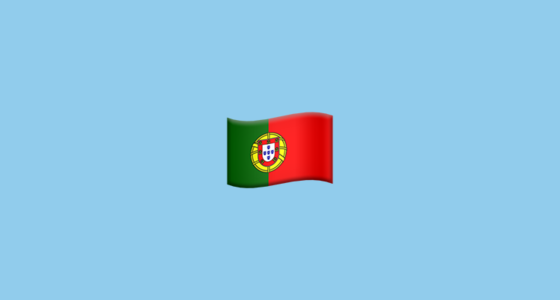 flag for portugal emoji. Black Bedroom Furniture Sets. Home Design Ideas