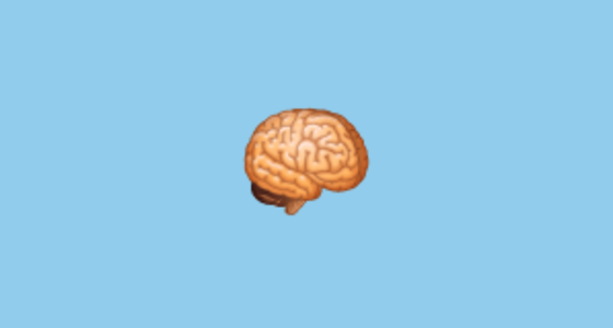 Brain Emoji On Whatsapp 2 17