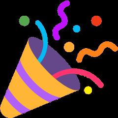 🎉 Party Popper Emoji