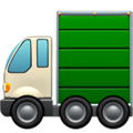 Articulated Lorry on Apple iOS 11.1