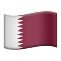 Qatar on Apple iOS 11.1