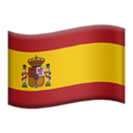 Spain on Apple iOS 11.1