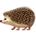Hedgehog on Apple iOS 11.1