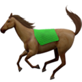 Horse on Apple iOS 11.1