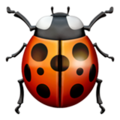 Lady Beetle on Apple iOS 11.1