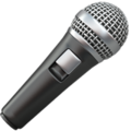 Microphone on Apple iOS 11.1
