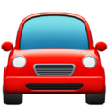 Oncoming Automobile on Apple iOS 11.1