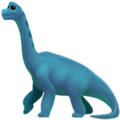 Sauropod on Apple iOS 11.1