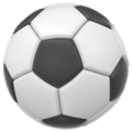 Soccer Ball on Apple iOS 11.1