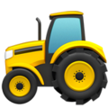 Tractor on Apple iOS 11.1