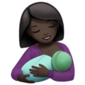 Breast-Feeding: Dark Skin Tone on Apple iOS 11.2