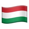 Hungary on Apple iOS 11.2