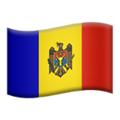 Moldova on Apple iOS 11.2