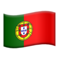 Portugal on Apple iOS 11.2