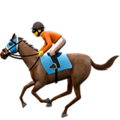 Horse Racing on Apple iOS 11.2