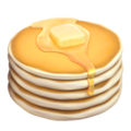 Pancakes on Apple iOS 11.2