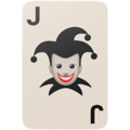 Joker on Apple iOS 11.2