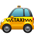 Taxi on Apple iOS 11.2