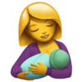 Breast-Feeding on Apple iOS 11.3