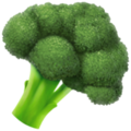 Broccoli on Apple iOS 11.3