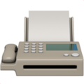 Fax Machine on Apple iOS 11.3