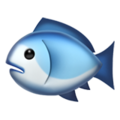 Fish on Apple iOS 11.3