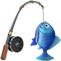Fishing Pole on Apple iOS 11.3