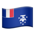 French Southern Territories on Apple iOS 11.3