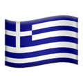 Greece on Apple iOS 11.3