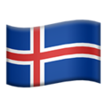 Iceland on Apple iOS 11.3