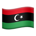 Libya on Apple iOS 11.3