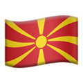 Macedonia on Apple iOS 11.3