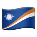 Marshall Islands on Apple iOS 11.3