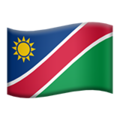 Namibia on Apple iOS 11.3
