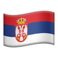 Serbia on Apple iOS 11.3