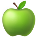 Green Apple on Apple iOS 11.3