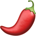 Hot Pepper on Apple iOS 11.3