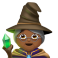 Mage: Medium-Dark Skin Tone on Apple iOS 11.3
