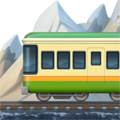 Mountain Railway on Apple iOS 11.3