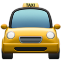 Oncoming Taxi on Apple iOS 11.3