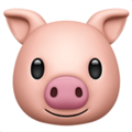 Pig Face on Apple iOS 11.3