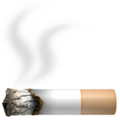 Cigarette on Apple iOS 11.3